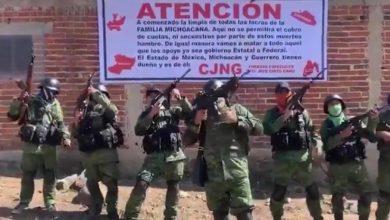 Photo of Michoacán, Guerrero Y EdoMex Tienen Al 40% De La Bandas Criminales Del País