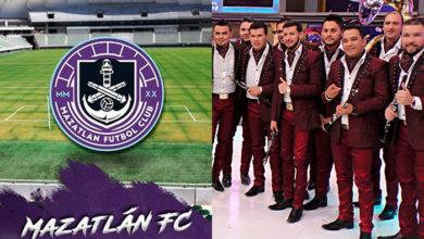 Photo of Con Jugadores Cantando, Mazatlán FC Presume Al Recodo Como Patrocinador