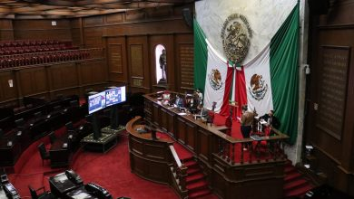 Photo of #Michoacán Tres Trabajadores Del Congreso Dieron Positivo Al COVID-19