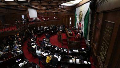 Photo of De 40 Diputados Michoacanos 7 Ya Dieron Positivo A COVID -19