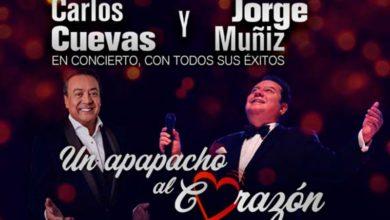 """Photo of Coque Muñiz Y Carlos Cuevas Dará """"Un Apapacho A Tu Hogar"""" En Concierto Virtual"""
