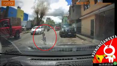 Photo of #Denúnciamesta Por descuido dejan puerta abierta, se sale niño y casi lo atropellan