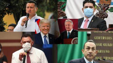 Photo of Diputados Michoacanos: Algunos Condenan Y Otros Alaban Viaje De AMLO A EU