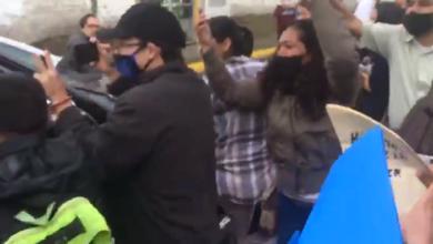 Photo of Entre Mentadas De Madre E Insultos Despiden A AMLO Tras Visita A Guadalajara