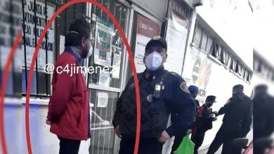Photo of #México Cachan A Viceministro De Evo Morales Robando Champú Y Lo Detienen
