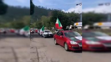 Photo of #Morelia Frente AntiAMLO Vuelve A Manifestarse Por Quinta Ocasión