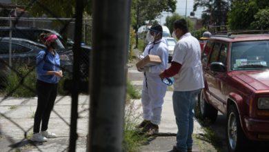 Photo of #Morelia Gobierno Entrega Kits Médicos A Personas Con COVID-19