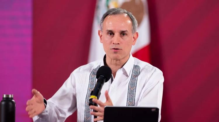 López Gatell Sugiere Que Gobernadores Que Exigen Su Destitución Están Estresados