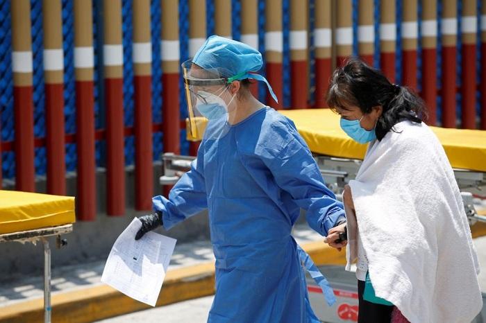 México Rompe Barrera De 400 Mil Contagios COVID-19; Hay Casi 49 Mil Muertos