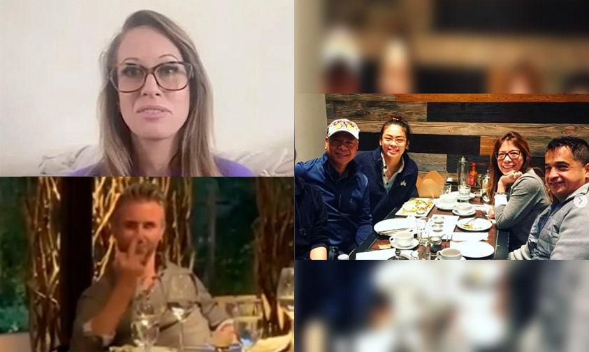 Photo of Mesera Defiende A Familia De Empresario Racista, Recibe 1.7 MDP En Propina