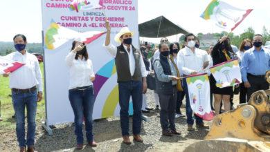 Photo of #Michoacán Entrega Gober Salones, Baños, Compus Y laboratorio A Chavos Del CECYTEM