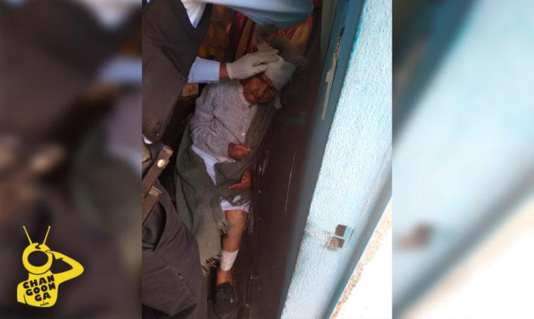 #Morelia Abuelita De 95 Sufre Hemorragia Tras Caer De Su Silla De Ruedas; En El Centro