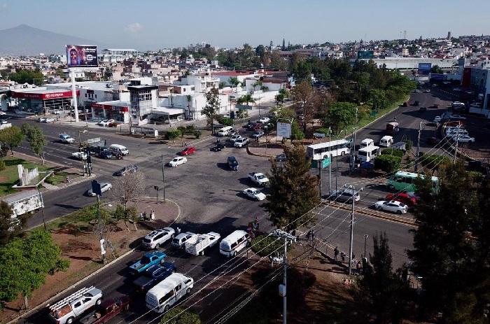 #Morelia Comienzan Trabajos De Distribuidor Vial, El Miércoles Comenzará Cierre De Carriles