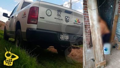 Photo of #Morelia Hallan A Campesino Sin Vida Colgado Dentro De Su Casa