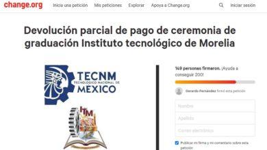 Photo of #Morelia Piden Alumnos Del Tec Les Regresen Su Varo Que Pagaron Por Graduación Cancelada