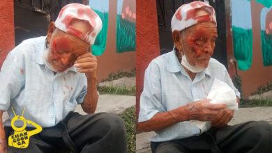 Photo of #Morelia Piden Apoyo Para Localizar Familiares De Abuelito Herido