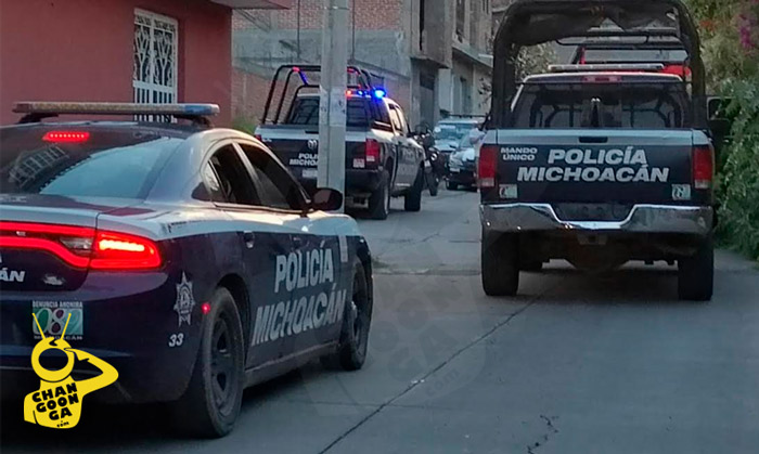 #Morelia Roban Con Violencia AutoZone de la San Rafael, Se Llevan Miles De Pesos