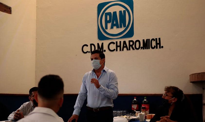 Photo of Inicia PAN Gira Para Escuchar A La Militancia En Michoacán