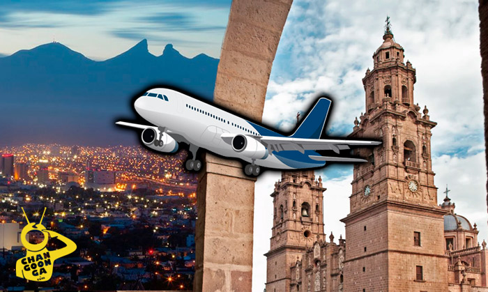 Regresa Ruta De Vuelo Morelia–Monterrey Tras Contingencia Por COVID-19