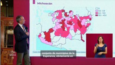 Bajan Los Contagios En Michoacán: López-Gatell