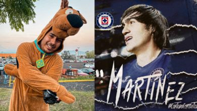 Photo of Shaggy Martínez Se Muda Al Cruz Azul Con Todo Y Scooby