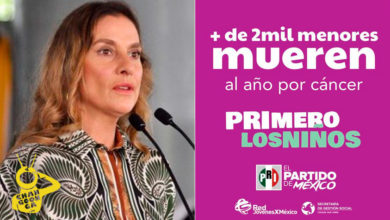 Tras Polémica De La No Primera Dama, PRI Lanza Campaña #PRImeroLosNiños
