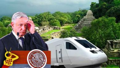 Tren Maya Costará 17 Mil Millone$ De Pesos Más Pa' Evitar Daño A Cenotes Y Cavernas