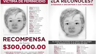 Photo of 300 Mil A Quien Sepa Del Agresor Y Familia De La Peque Asesinada: Fiscalía Edoméx