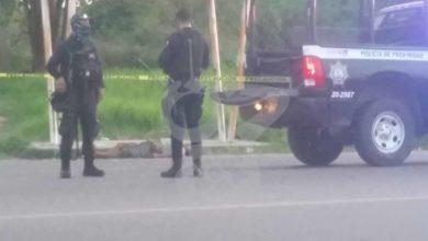 Photo of #Michoacán Hallan Abuelito Muerto En Parada De Camiones