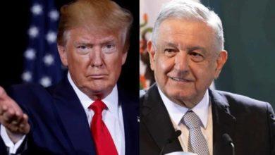 Photo of AMLO Asegura Que Trump Respeta A Mexicanos, Minutos Después, Este Arremete VS Migrantes