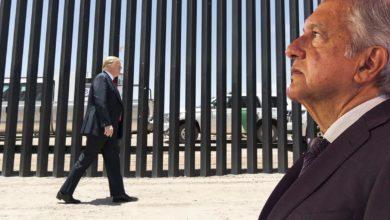 Photo of #AMLO Agradece A Trump No Haber Tratado El Tema Del Muro
