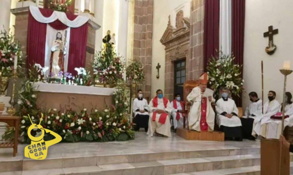 Photo of Arzobispo De Morelia Cumple 24 Años Al Servicio De La Iglesia