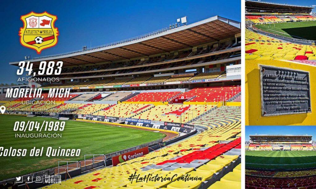 Photo of Atlético De Morelia Anuncia Nuevos Jugadores