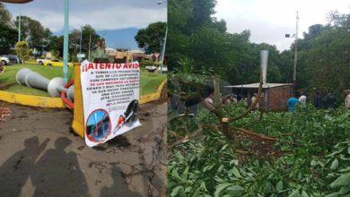#Michoacán Agricultores Y Ganaderos Tumban Cañón Antigranizo