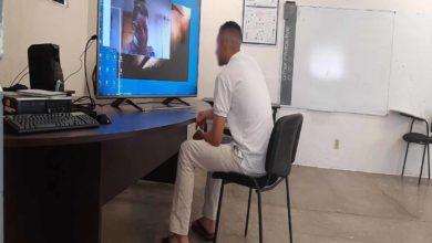 Photo of #Michoacán Reclusos Hacen Videollamadas Familares Ante Restricciones Por COVID 19