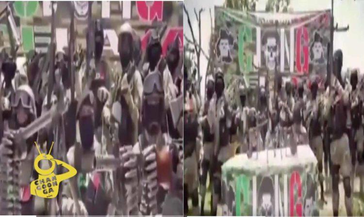 """#Video """"Nuestra Guerra No Es Contra El Pueblo Ni Gobierno"""", Asegura CJNG"""