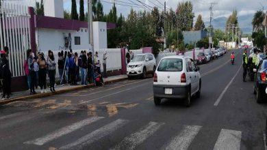 Photo of CNTE Se Manifiesta En La SEE