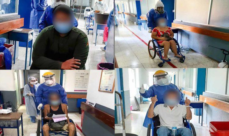 #Michoacán Cuatro Pacientes Logran Vencer El COVID-19