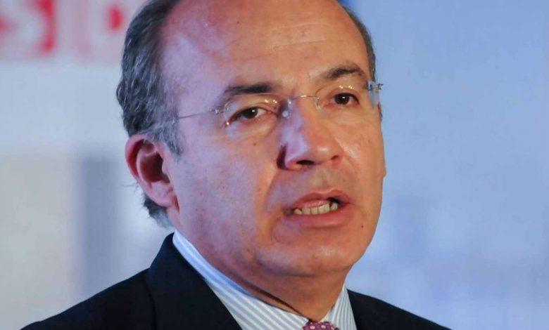 """Felipe Calderón Propone """"Rebelión Armada"""" En Venezuela Y De Paso También En México"""