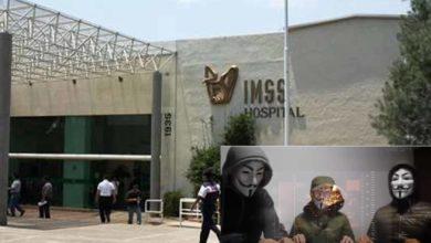 Photo of #Video Anonymous Revela Presunta Corrupción En IMSS De Morelia