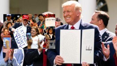 Photo of Trump Inicia Campaña Alagando A Latinos Con Mira A Próximas Elecciones