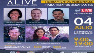 """Photo of ETicket Presentará """"ALIVE"""", Una Serie De Conferencias Para Tiempos Desafiantes"""