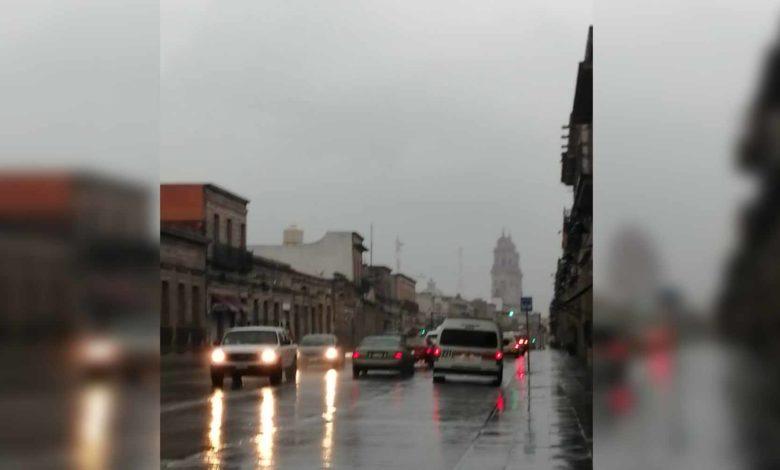 Continuarán Lluvias En Michoacán, Hay Probabilidad De Granizo