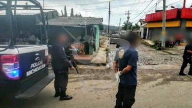 Photo of #Michoacán Asesinan A Mujer En Puesto De Comida