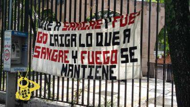 Photo of Normalistas Nuevamente Bloquean Ventura Puente