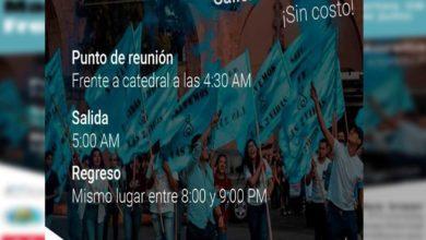 Photo of Providas Morelianos Se Manifestarán En La #CDMX