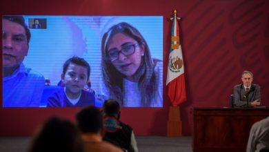 Photo of México: Santi, Niño Con Síndrome Mielodisplasico Supera El COVID-19
