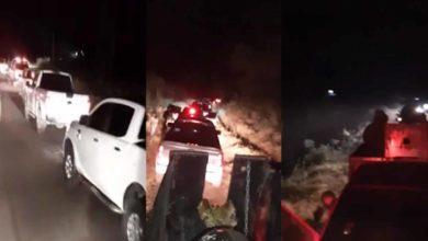 Photo of #Michoacán Desde Camioneta Blindada Y Armados, Sicarios Graban TikTok