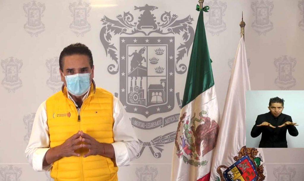 Uso De Cubrebocas Volverá A Ser Obligatorio: Silvano Aureoles