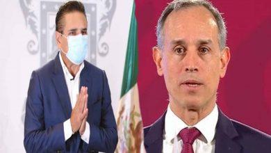 Photo of Silvano Y Nueve Gobernadores Más Piden Destitución De López-Gatell
